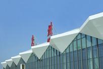广东惠州平潭机场航站楼建筑