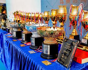 珠海桂山岛海钓比赛奖杯
