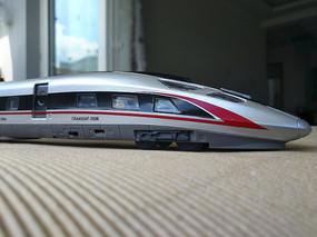 高鐵動力機車模型