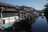 沙溪古镇沿河建筑
