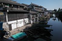 沙溪古镇沿河游船
