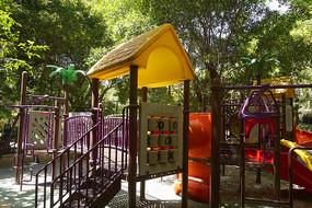 儿童游乐园设施-组合滑梯