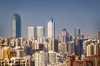 海口城市高楼