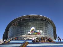 天津极地海洋馆拍摄