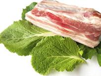 猪肉绿叶菜