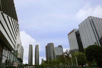 成都悠方和天府国际金融中心