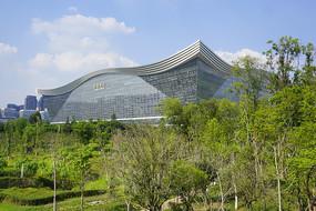 成都环球中心-桂溪生态公园