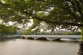 惠州西湖六大名桥的圆通桥