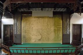 苏州林留园-昆曲戏楼舞台
