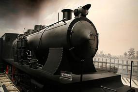 老火車頭模型