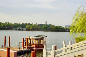 广东惠州西湖荔晴码头