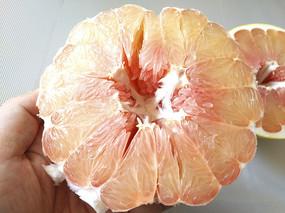 诱人红心柚
