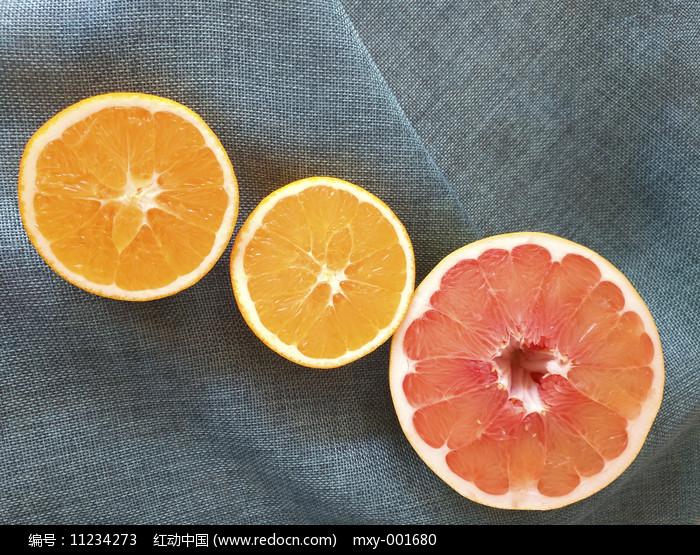 橙子红心柚图片