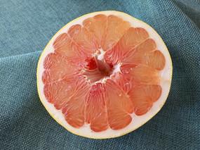 进口红心柚