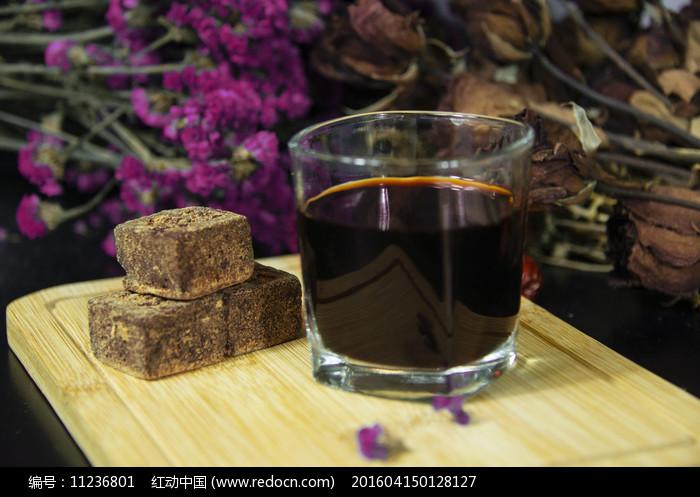 红糖水图片