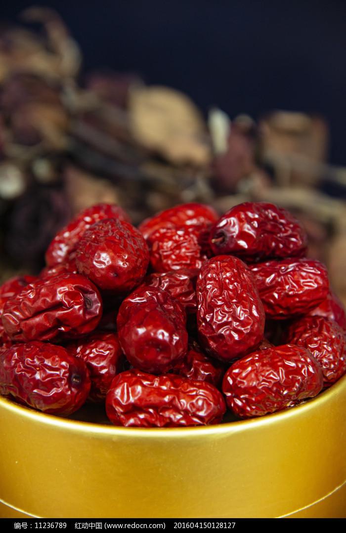 红枣干 图片