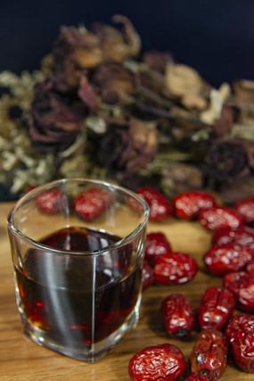 红枣红糖水