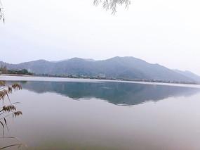 浙江台州山水风景图