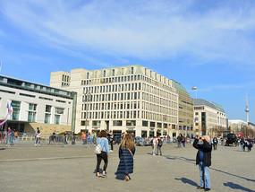 德国柏林巴黎广场欧洲体验博物馆