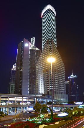 上海陆家嘴中国银行大厦