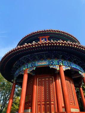中国古园亭