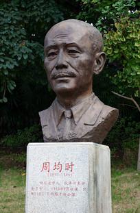 重庆红岩魂广场周均时塑像