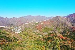 八达岭红叶谷