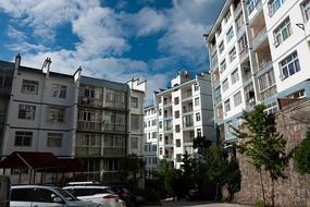重庆巫山红椿土家族乡居住小区