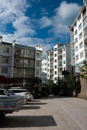 重庆巫山红椿土家族乡现代民居