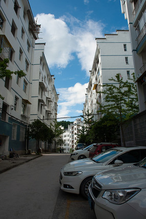 重庆巫山红椿土家族乡新民居
