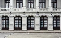 欧式建筑的外立面
