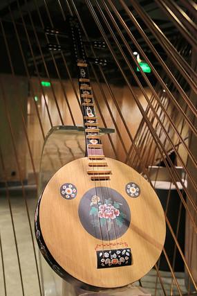 民族乐器阮