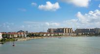 沿海城市摄影
