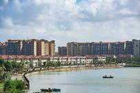 沿海建筑摄影