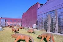吉里艺术区景观雕塑