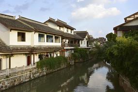 无锡江南水乡古建筑