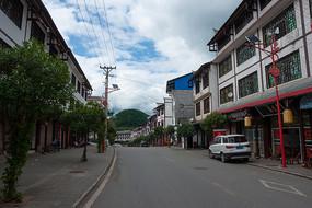 重庆市巫山县红椿土家族乡风貌