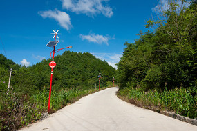 重庆巫山红椿土家族乡道路