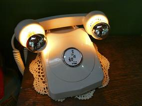 古董老式电话