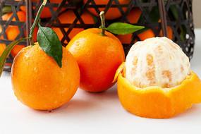 新鲜水果巫山曲尺纽荷尔脐橙