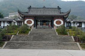 重庆奉节白帝城旅游景点