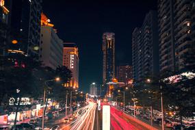 东莞夜景摄影