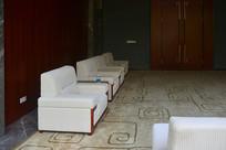 会议厅休息室沙发及地毯