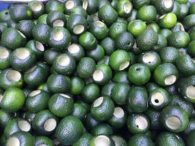 柑普茶制作-空的新会柑子