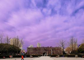南京汉中门广场