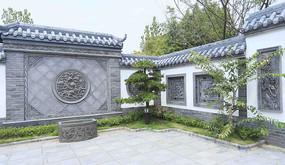 新中式院落园林景观