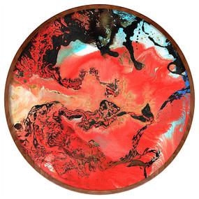抽象艺术抽象画
