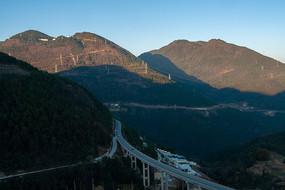 重庆巫山自然风光