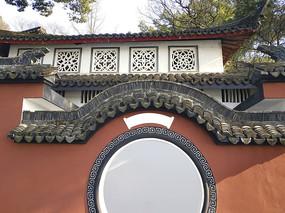 古建筑拍摄图