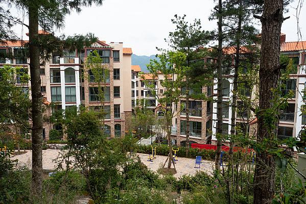 重庆巫山摩天岭绿色生态家园